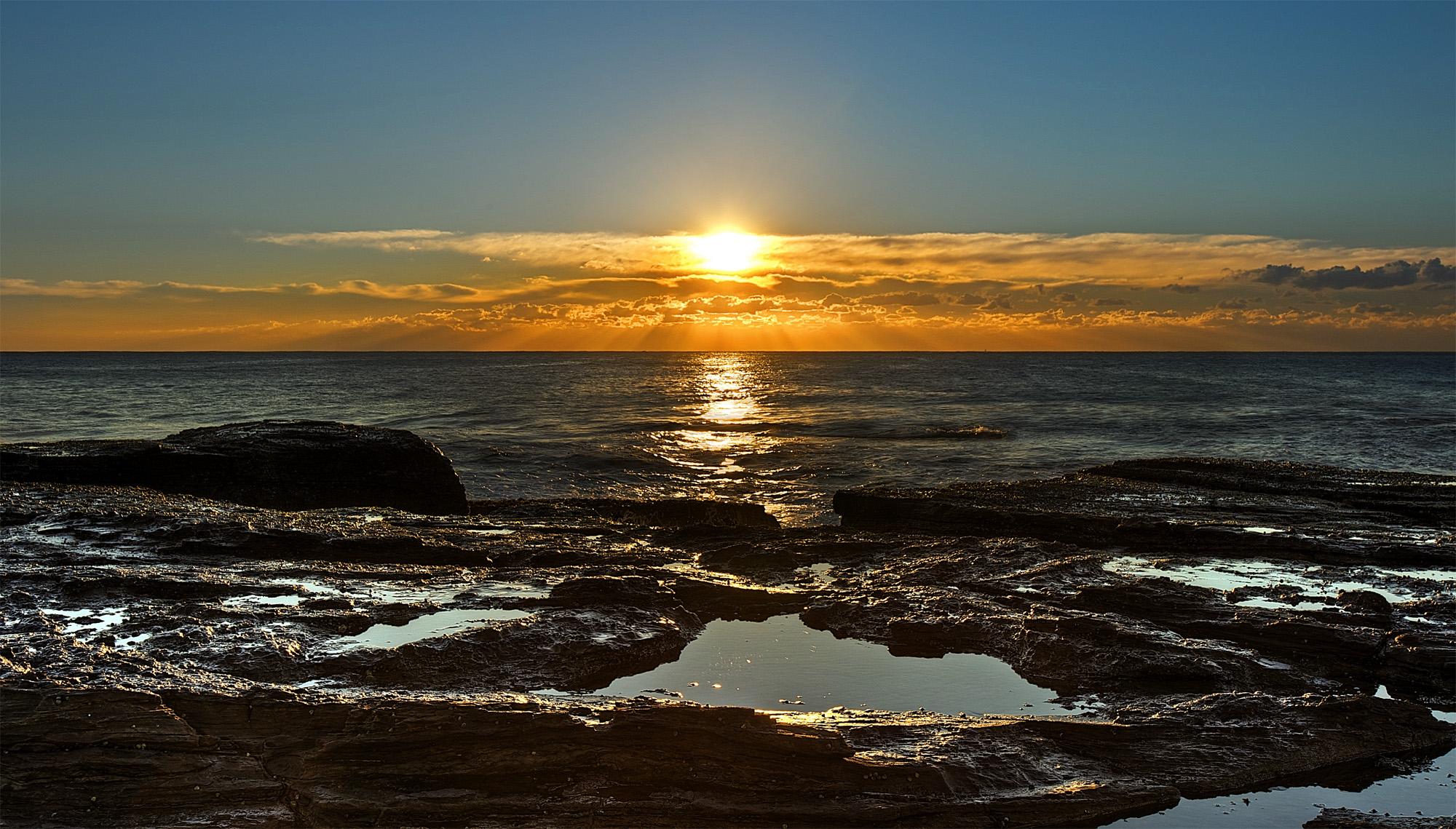 Narrabeen Sunrise Australia