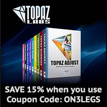 Topaz Labs Coupon Code width=