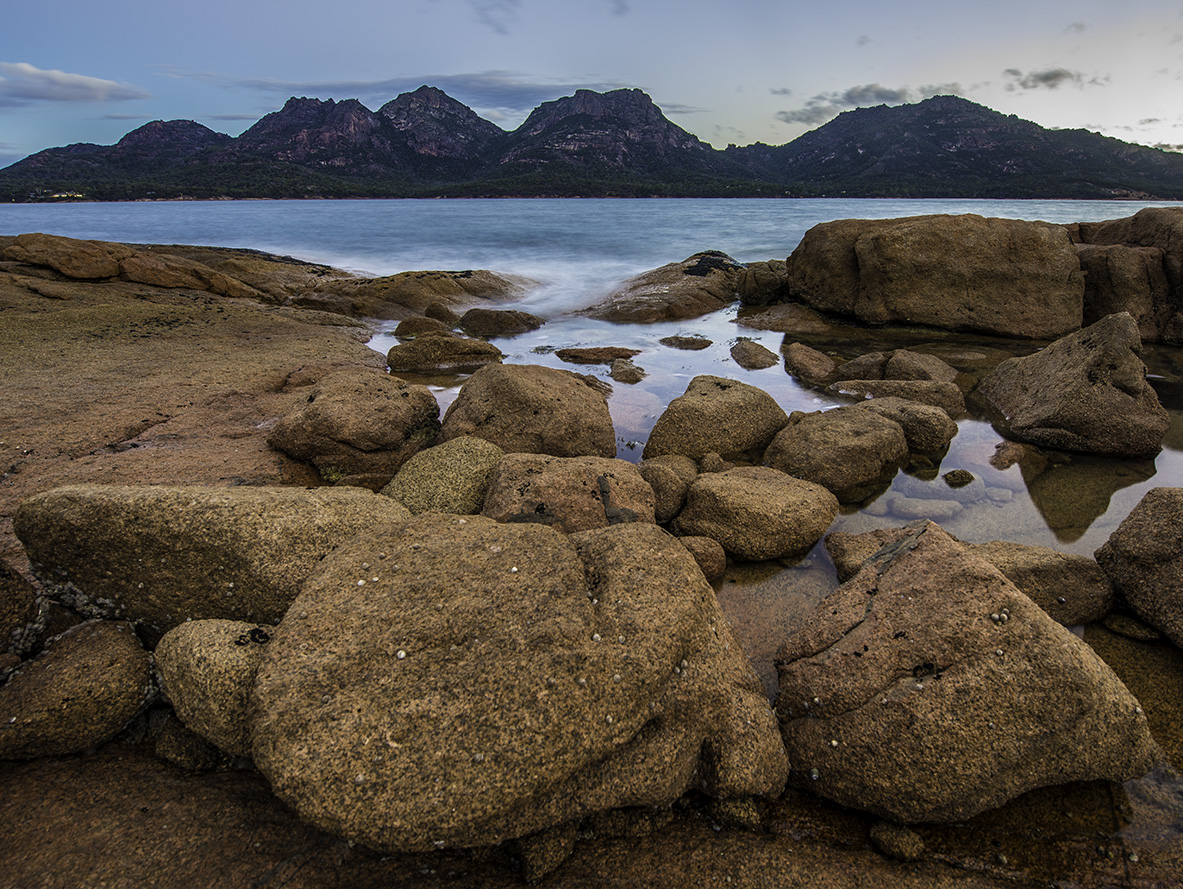 Hazard Mountains | Coles Bay | Tasmania