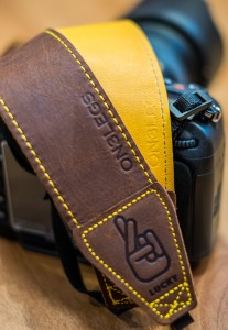 Personalised Camera Strap