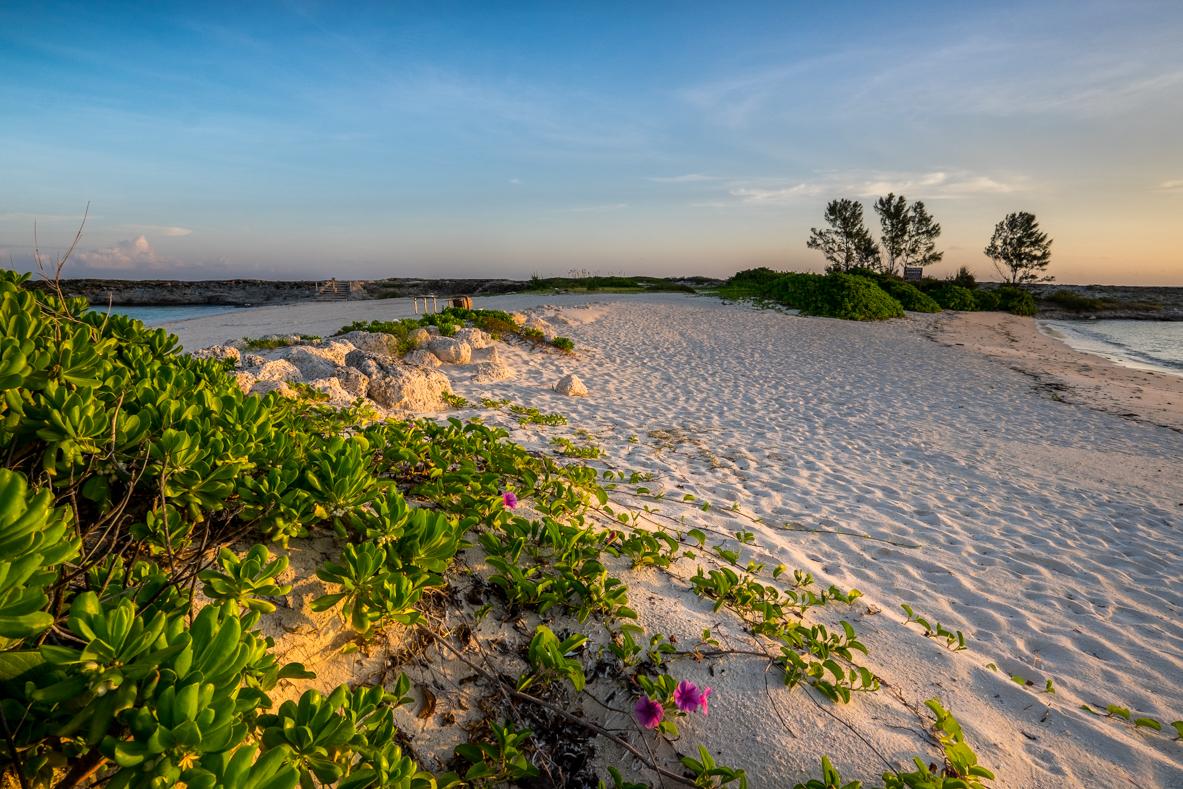 Sunrise at the Atlantis Bahamas