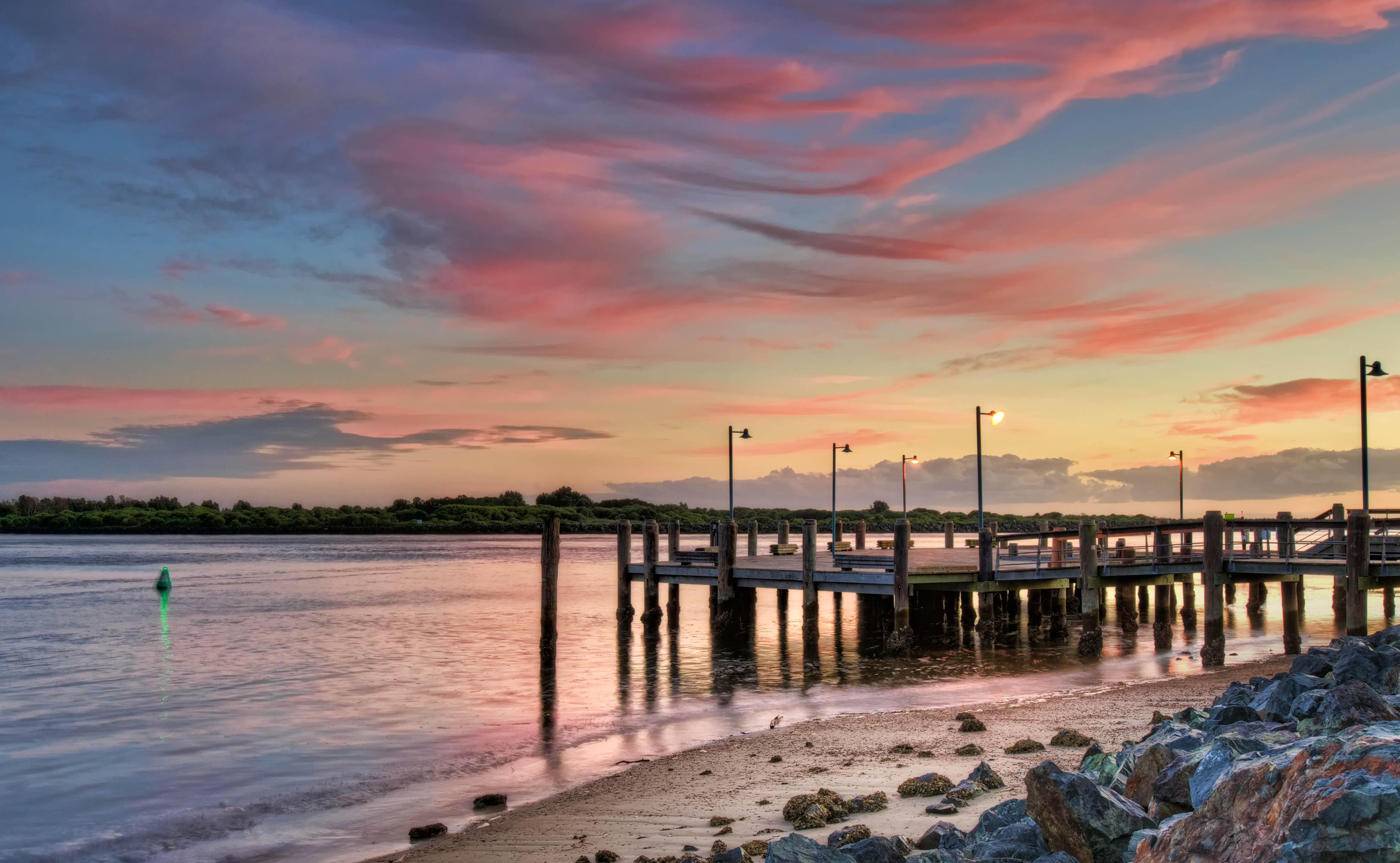 HDR Photo at Port Macquarie