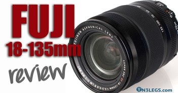 Fuji 18-135mm Review
