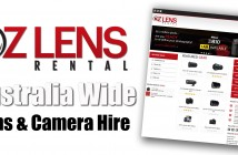 Australia Wide Lens Rental and Hire