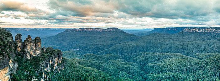 HDR Panoramic Photo