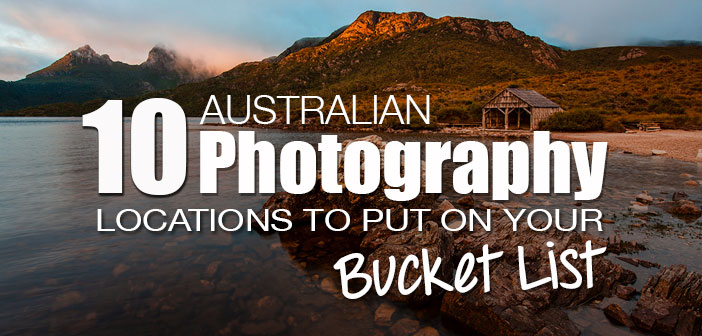 10 Australia Photography Locations