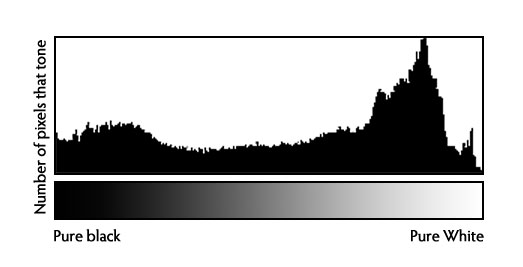 Histogram-legend