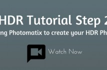 HDR Plus Tutorial Step 2 of 3