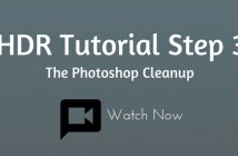 HDR Plus Tutorial step 3 of 3