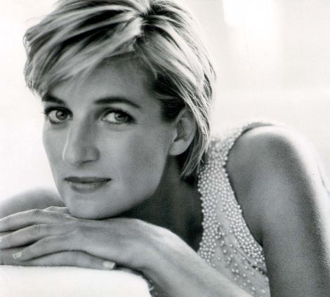 Princess Diana For Vanity Fair By Mario Testino