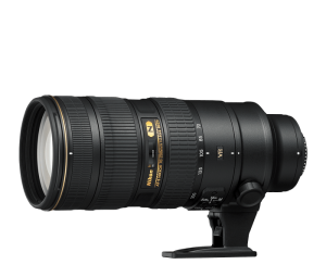 Nikon 70- 200mm f2.8 VR11 lens