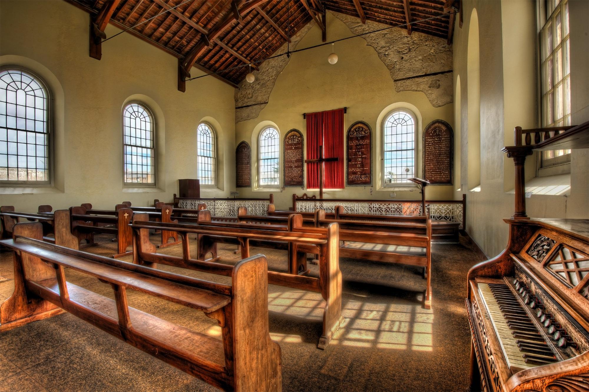 fremantle prison church onone