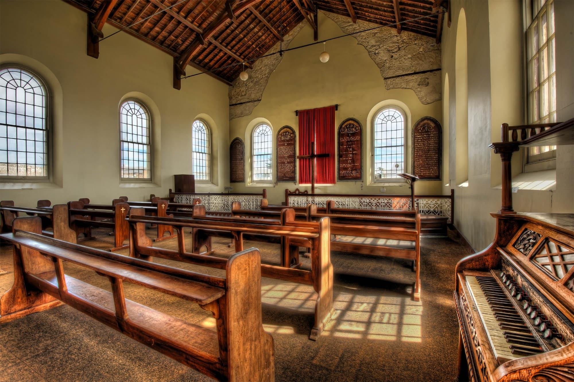 Fremantle Prison Church