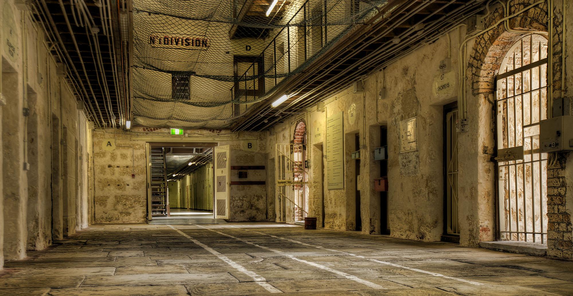 Fremantle Prison Cell Australia