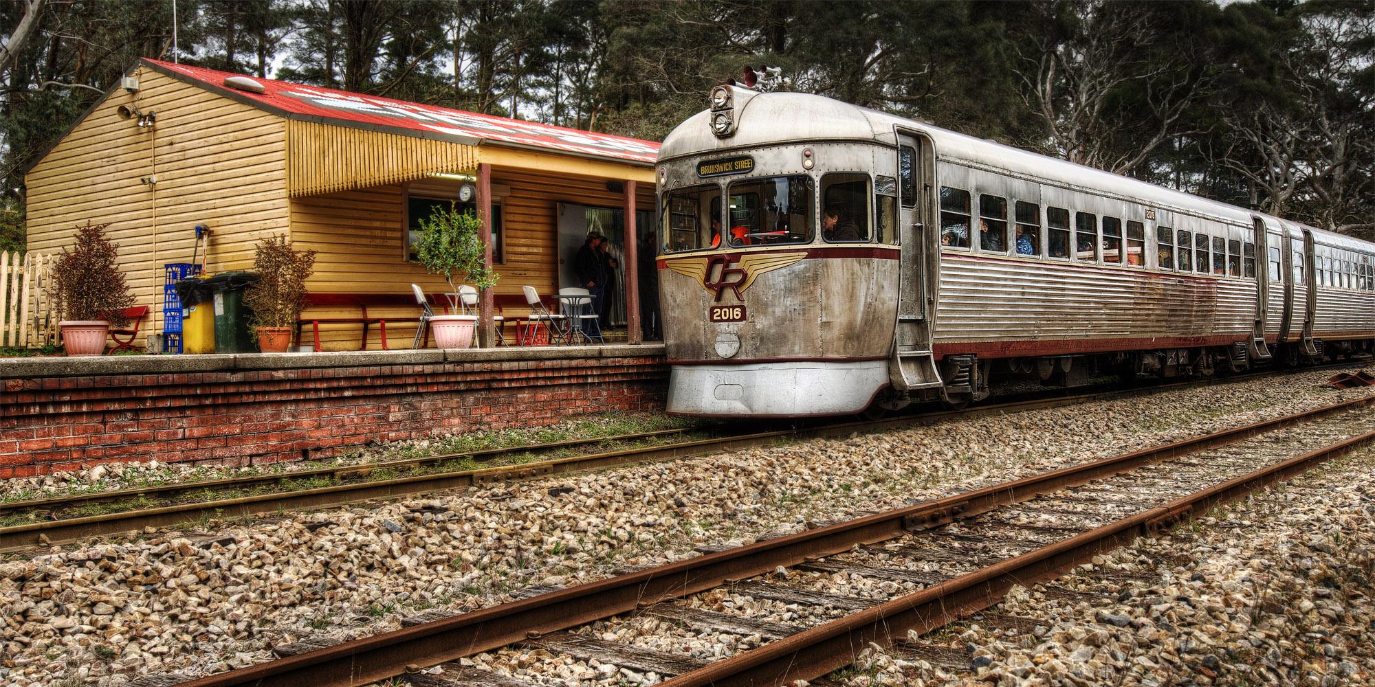 Zig Zag railway