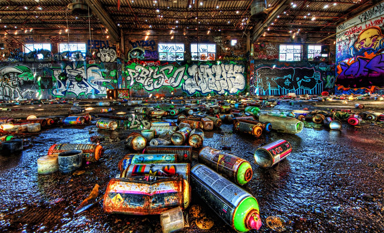 Spray Can Graffiti