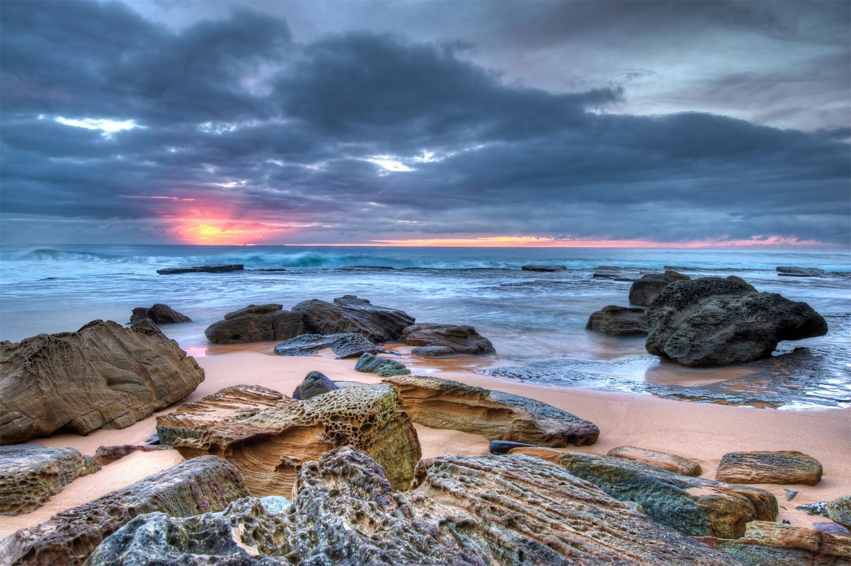 Sunrise Shooting at the Beach