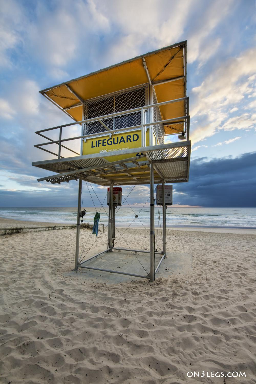 Kurrawa Beach at Broadbeach