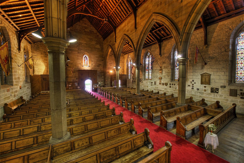 Old Church in Sydney