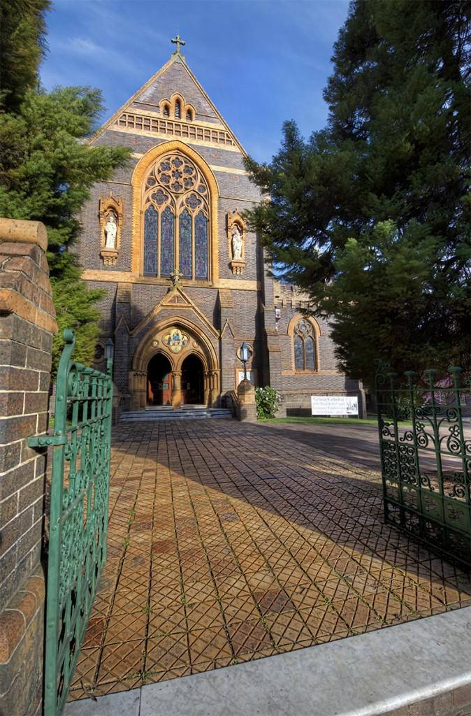 The Armidale Catholic Church