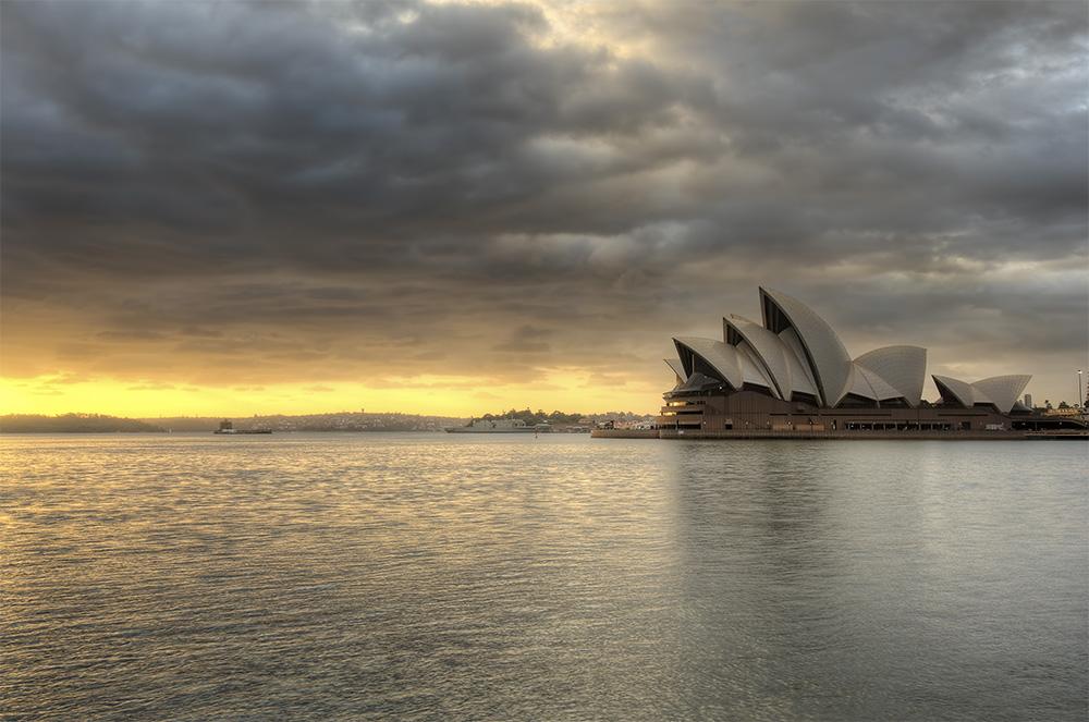 Sydney Sunrise