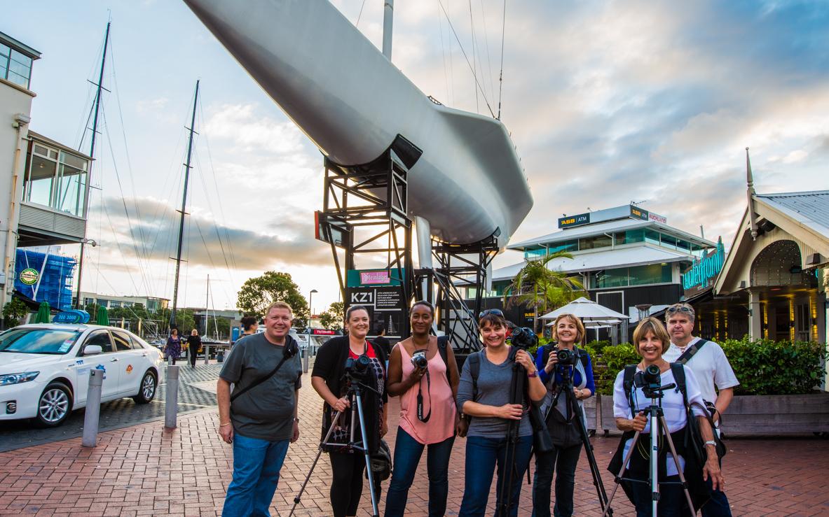 Auckland Photowalk