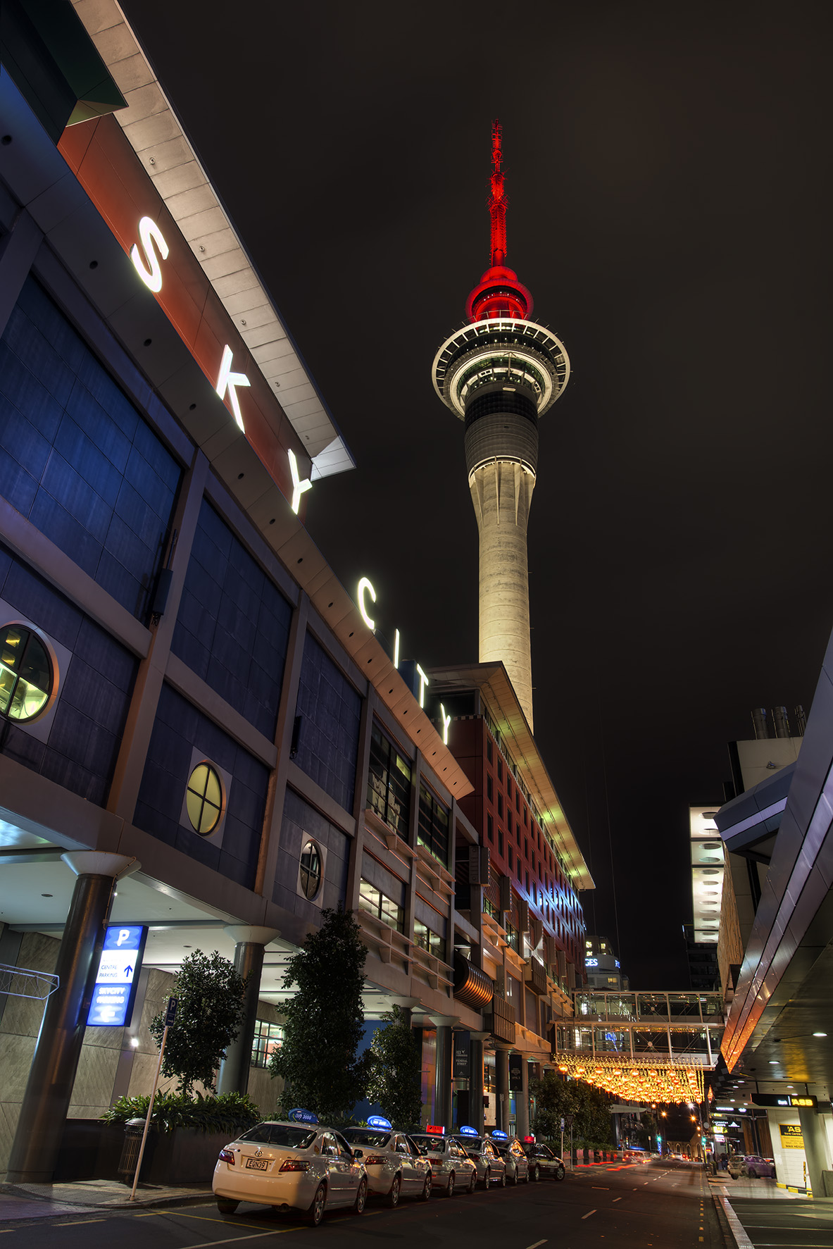 Sky City NZ