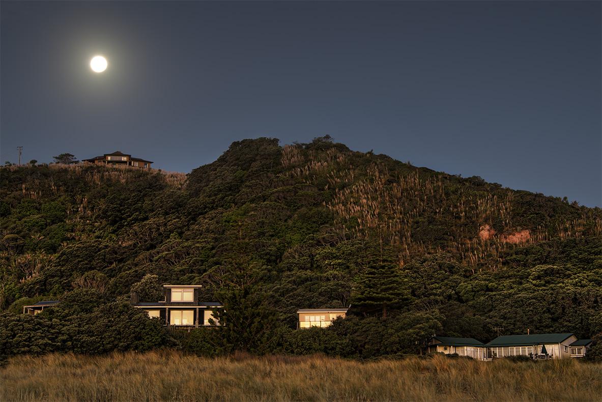 Moonlit Piha