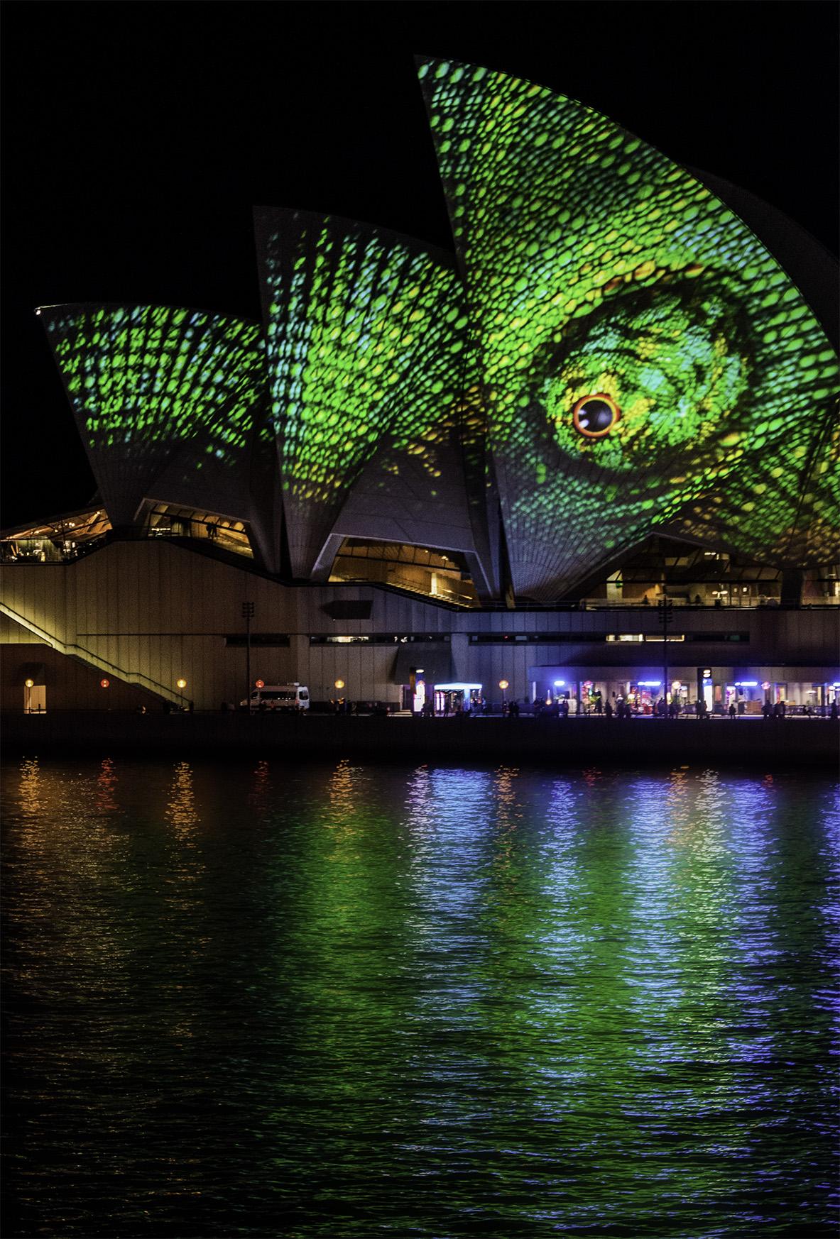 Vivid Sydney 2013 Opera House