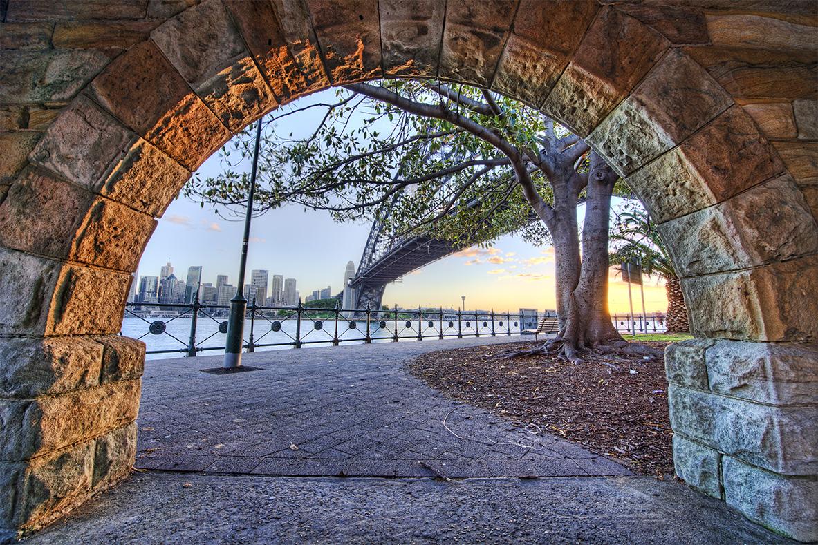 Harbour Arch