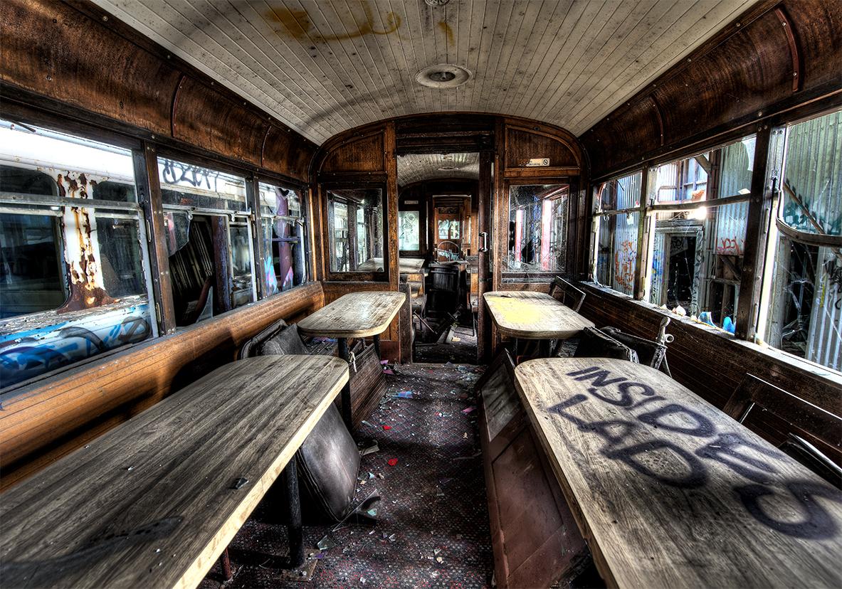 TramWRECK