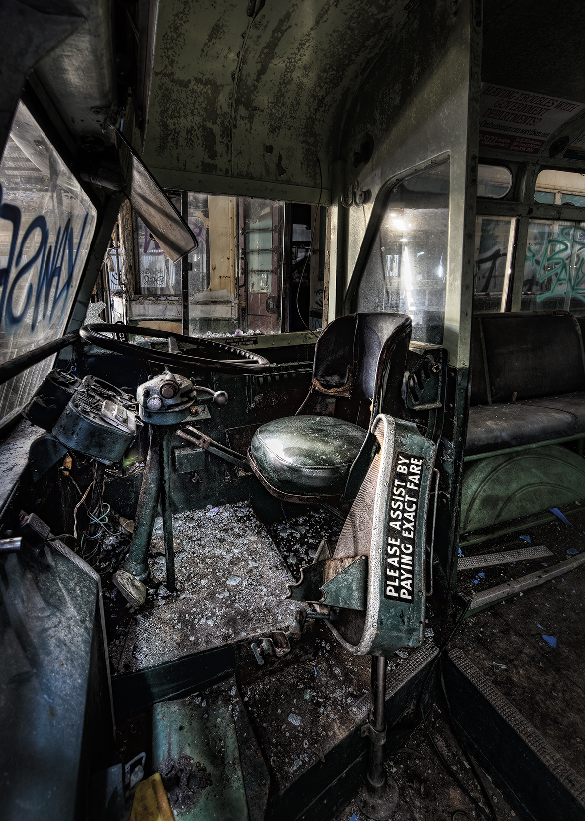 HDR Bus