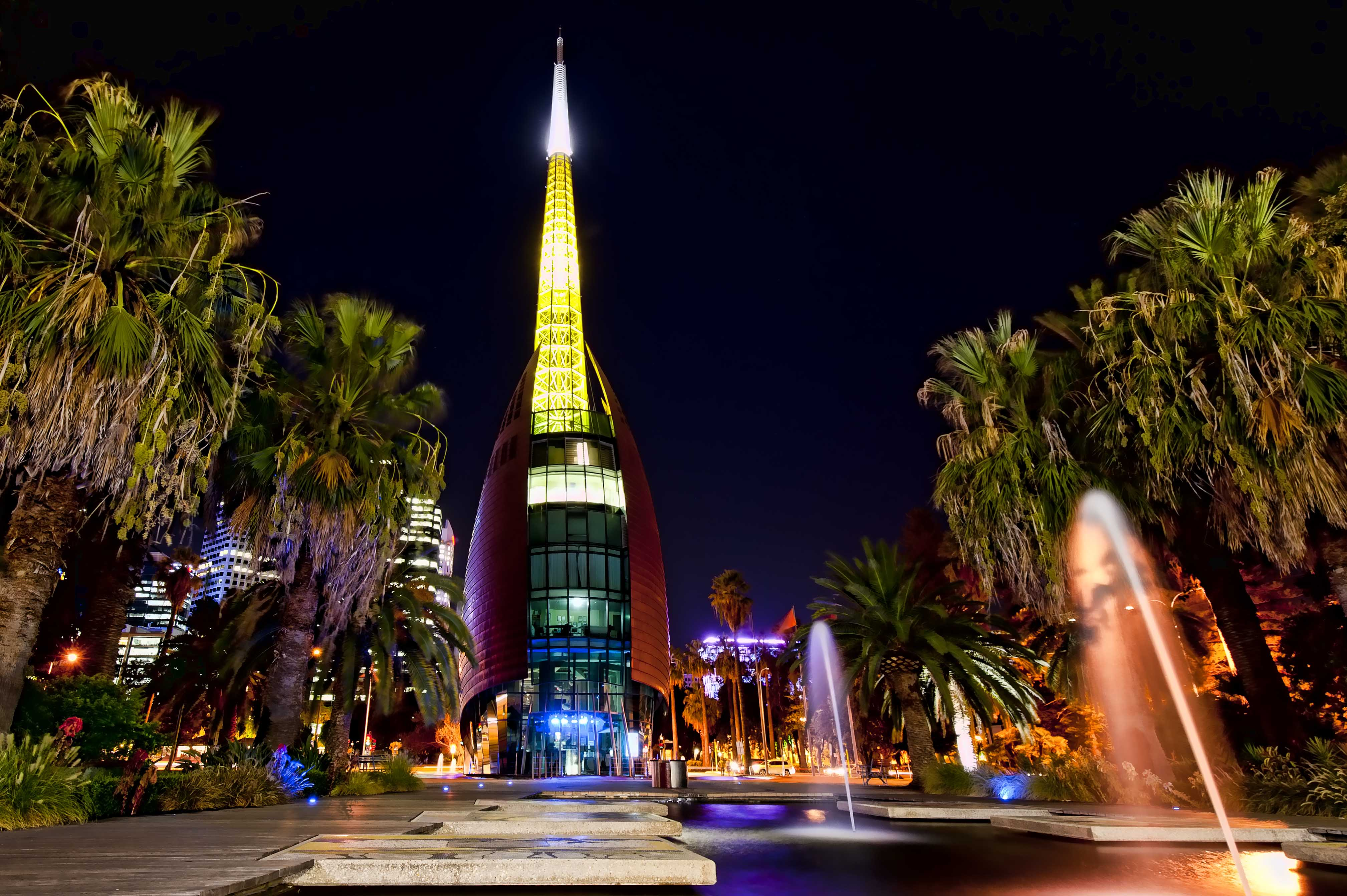 Perth Bell Tower Western Australia