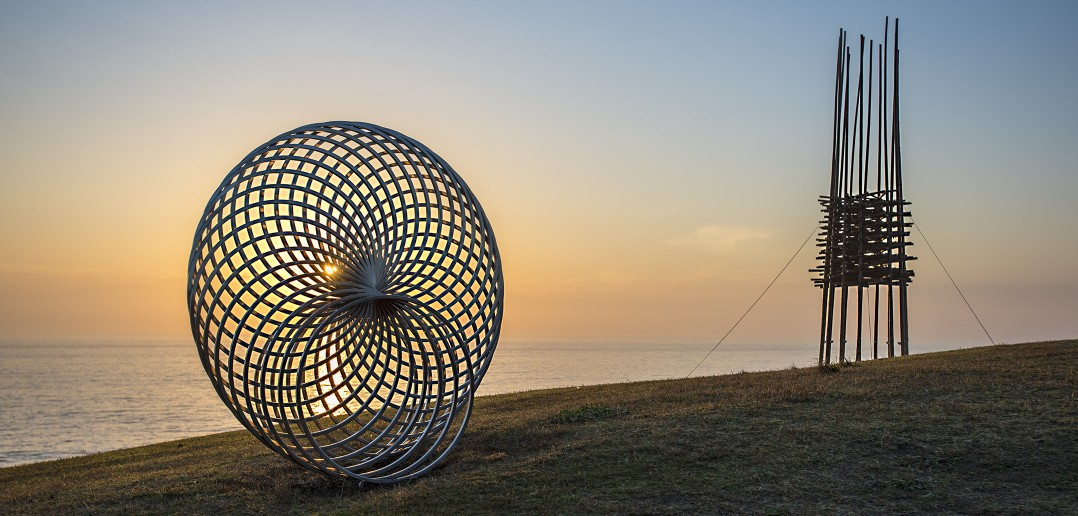Sculptures by The Sea 2014