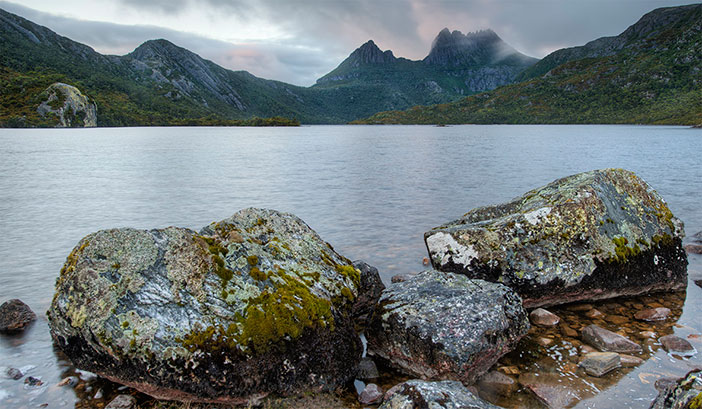 Cradle Mountain and Dove Lake Tasmania