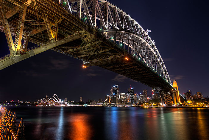 Sydney Harbour Photography Location