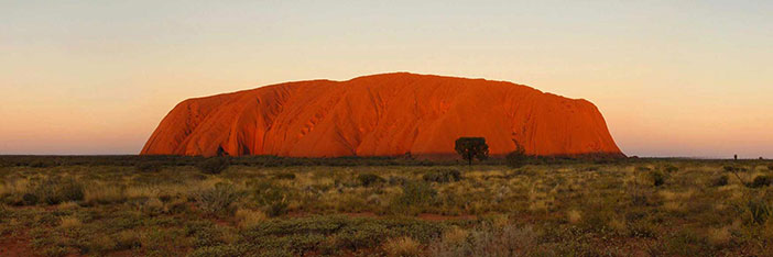 Uluru is a Photography Location