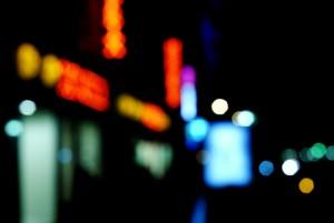 low light camera shake, blur