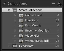 collection in lightroom, photo editing, organizing images in Lightroom