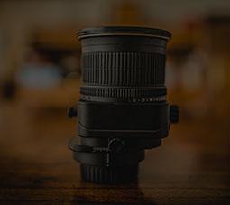 Nikon 45mm Tilt Shift