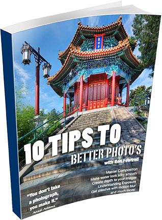 Ben Fewtrell Photography Free eBook